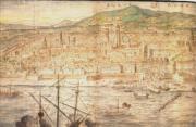 Barcelona i les ciutats del Mediterrani, del Renaixement a la Il·lustració