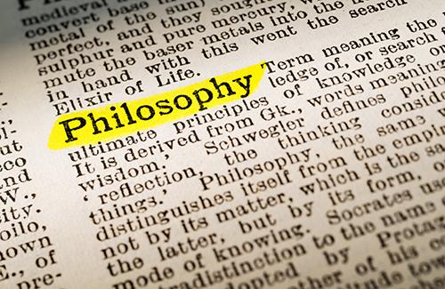 Filosofia i violència