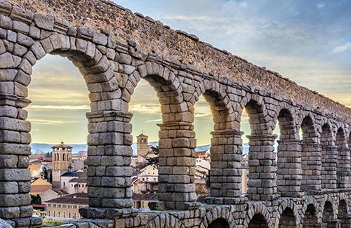 L'aqüeducte de Segòvia. Dos mil anys d'història
