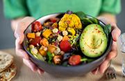 Vegetarianismo. Una alimentación saludable, satisfactoria, segura, social y sostenible
